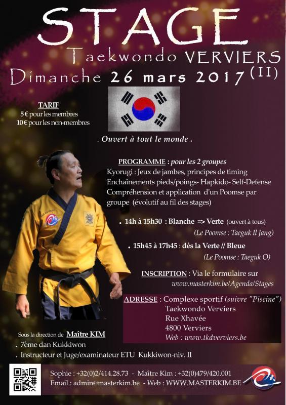 Verviers 26 03 2017