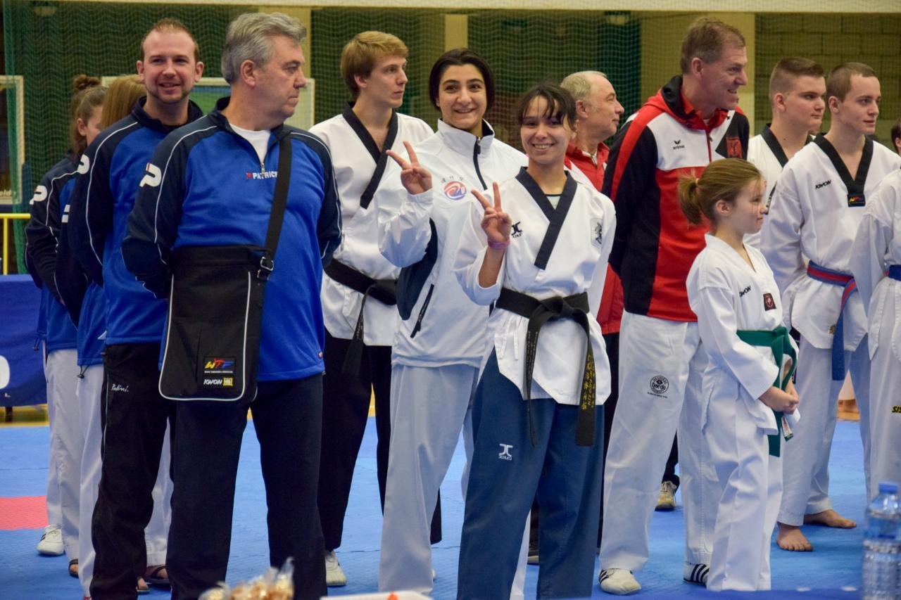 Championnat de Belgique 2016 - Poomsae