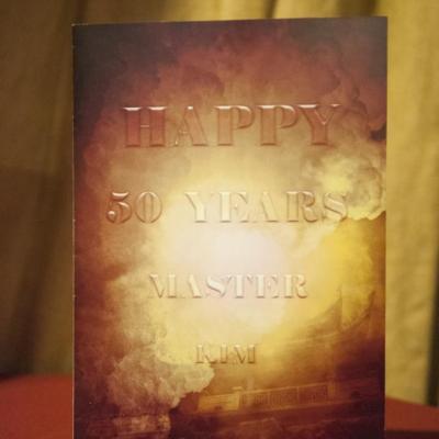 Fête 50 ans!