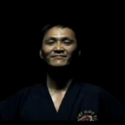"Pub télévisée- Expo ""Made in Korea"" Bozar - Master Kim - 2009"