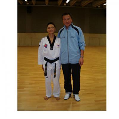 G. Maître Park Soo Nam (Allemagne)