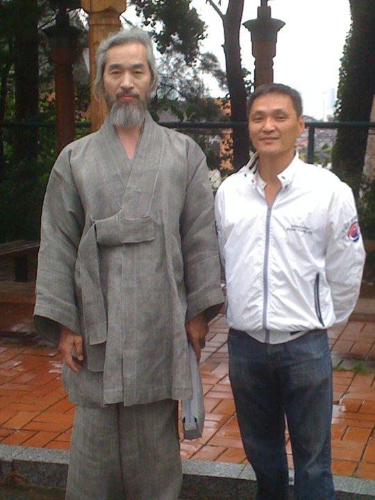 G.Maître Kang (Corée)