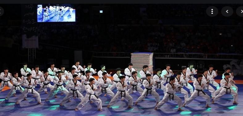 Démonstration de Taekwondo qui vaut le détour!