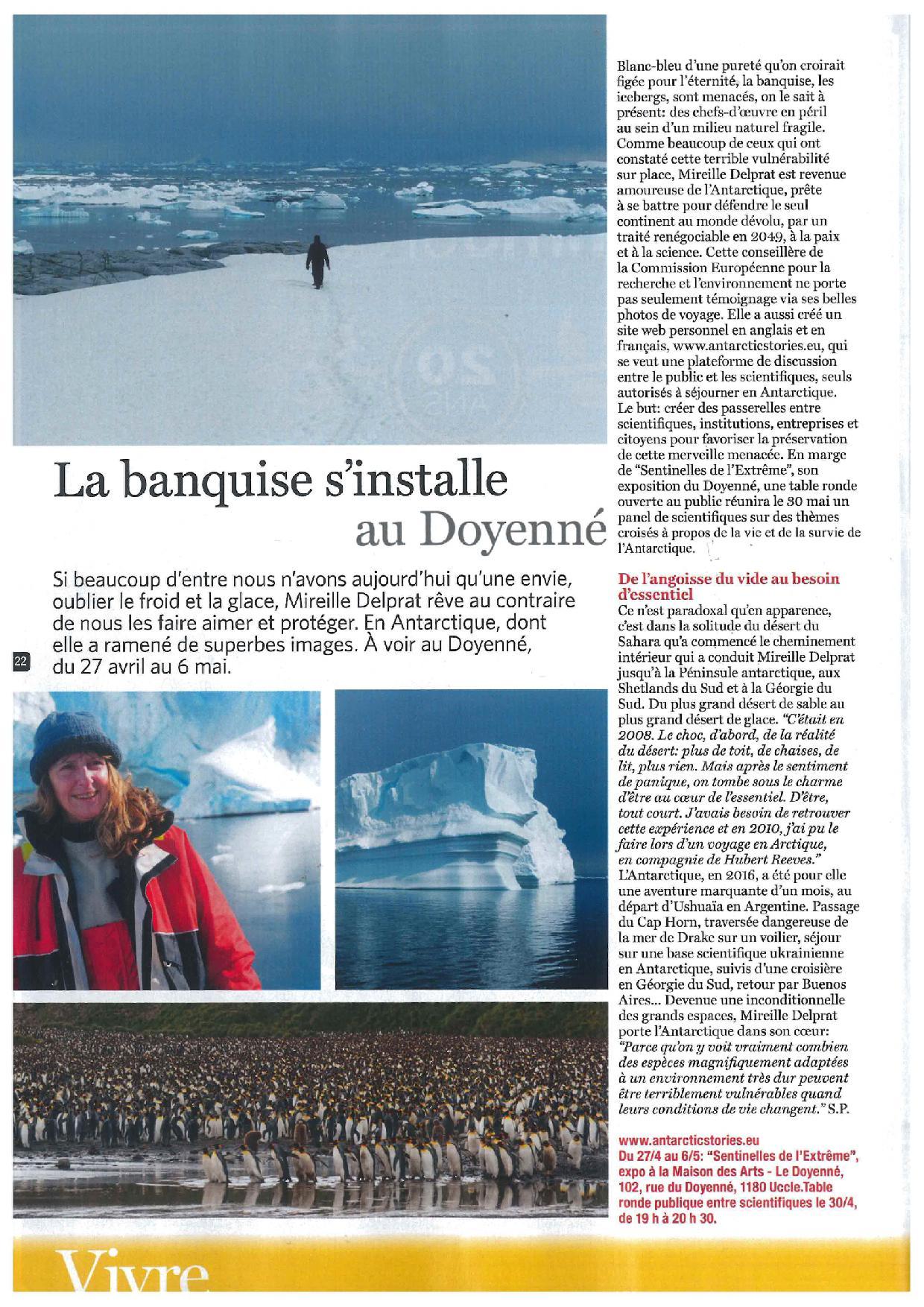 Le Wolvendael - article