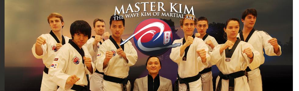 Bannière Master Kim