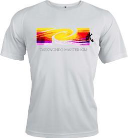 T shirt blanc 2019